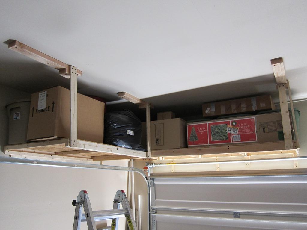 Garage Shelving - Piqued